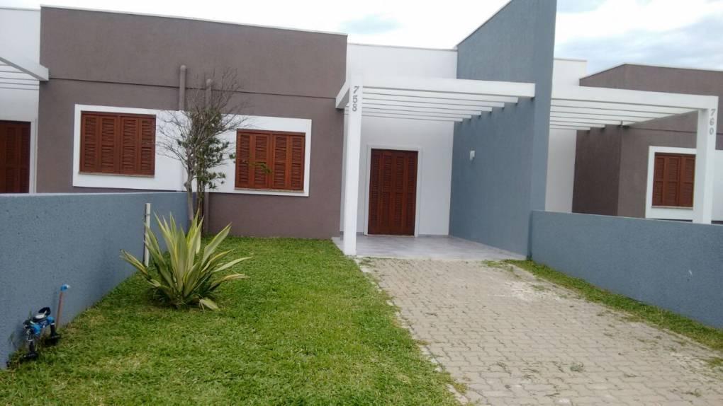 Casa Geminada 2 dormitórios em Capão da Canoa   Ref.: 5648