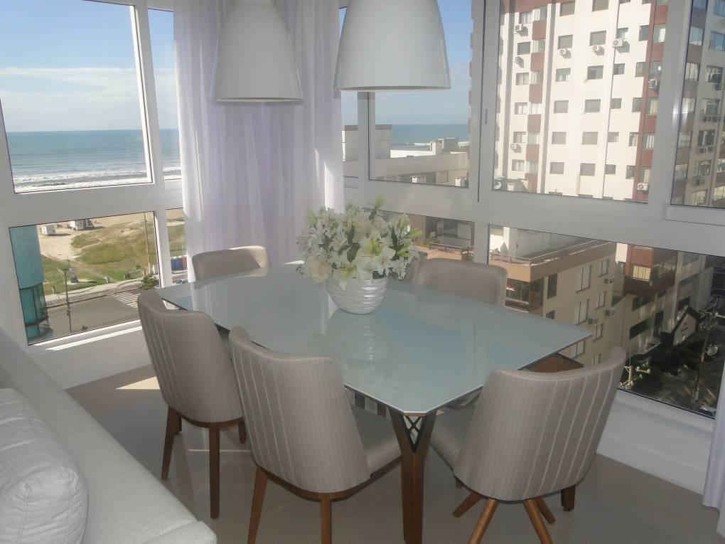 Apartamento 3 dormitórios em Capão da Canoa   Ref.: 5661
