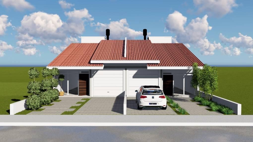 Casa Geminada 2 dormitórios em Capão da Canoa | Ref.: 5844
