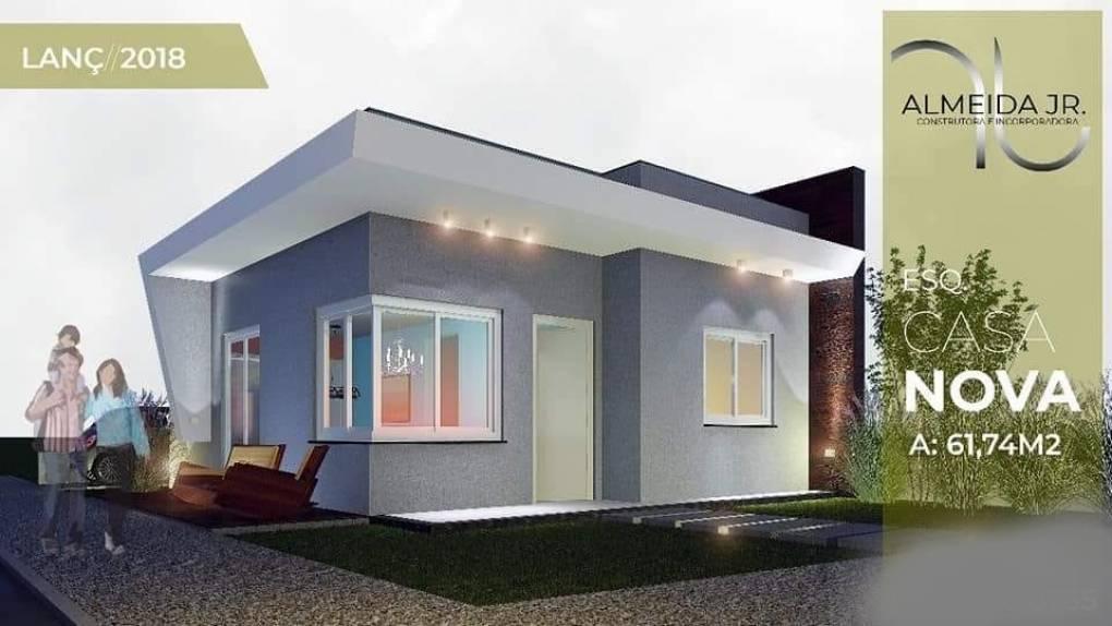 Casa Geminada 2 dormitórios em Capão da Canoa | Ref.: 6069