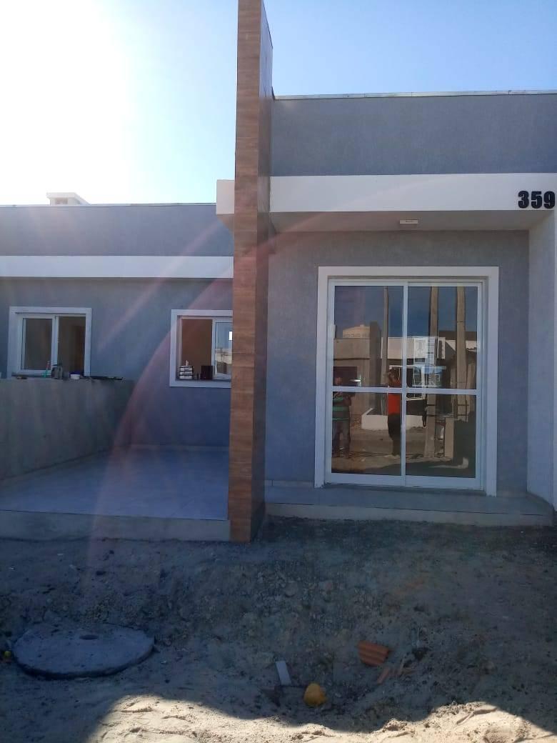 Casa Geminada 2 dormitórios em Capão da Canoa | Ref.: 6240
